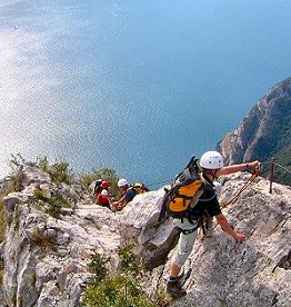 VIA FERRATA COURSES INFORMATION